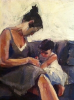 studio1world bahai inspired art - mother and child