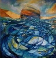 studio1world bahai inspired art - dream of the father of Bahá
