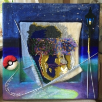 studio1world bahai inspired art - HEREMETIJD - Lutske